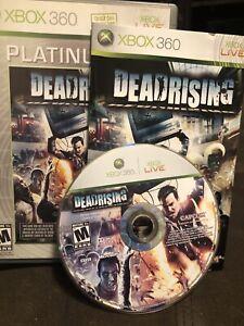 Dead Rising -- Platinum Hits Edition (Microsoft Xbox 360, 2006)