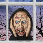 Halloween Scary Peeper Lenticular-eyed Zombie Eyed Window Gag Decoration Prop Li