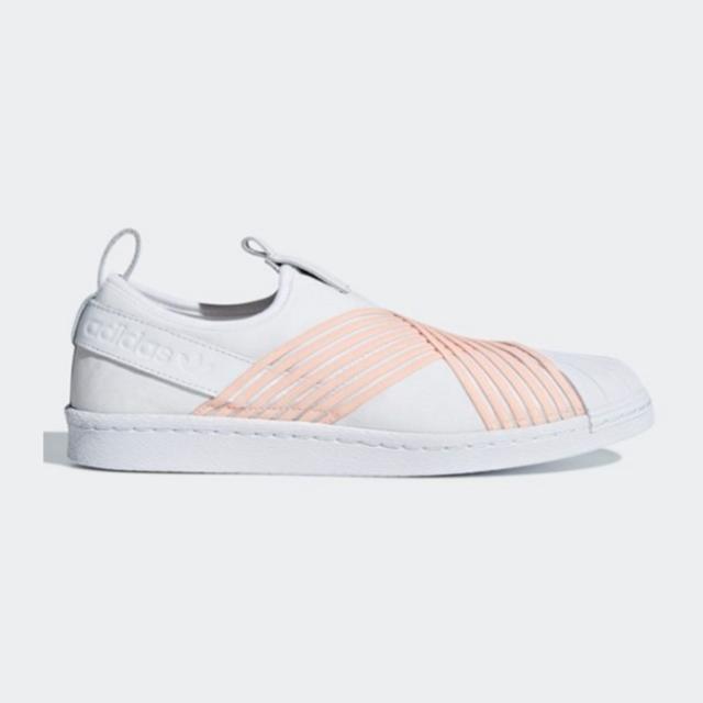 Adidas Original Womens SUPERSTAR SLIP