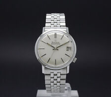 New Old Stock BULOVA ACCUTRON 1968 Diapason tuning fork vintage watch NOS 218D