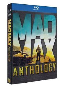 Mad-Max-Anthology-4-Blu-Ray-Disc-DVD-ITALIANO-ORIGINALE-SIGILLATO