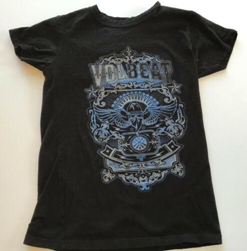 Volbeat T-Shirt, Black, Women's Size Medium