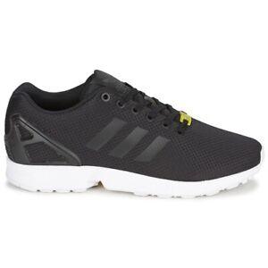 Adidas-ZX-FLUX-ORIGINALS-chaussures-basket-sneakers-femme-noire-38