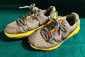 reputable site 2459b e48da Details about Pre-Owned Nike KD 8 Youth Shoes Size 1 Y (768868-050) Athletic