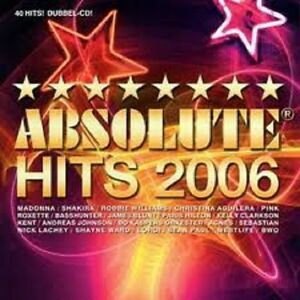 Various-Artists-034-Absolute-Hits-2006-034-2006