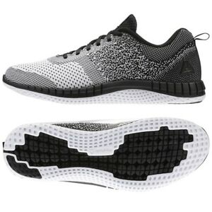 cb1f2144cb15dc Details about Reebok Print Run Prime BS6977 Black Original Shoes Men
