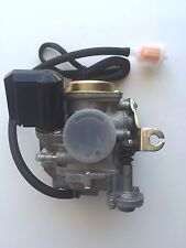 The 19mm Carburetor for GY6 50cc 60cc 80cc  ATV, Go Kart, Moped & Scooter