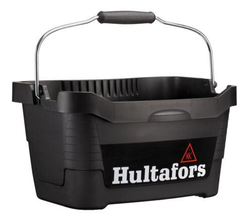 HULTAFORS TB 14-Litre Heavy Duty 100kg Ergo Hand Tool Storage /& Cleaning Bucket
