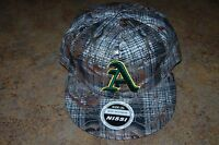 Oakland A's Hat/cap/lid Urban Bling Stlye By Nissi Headwear Size Xl