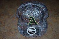 Oakland A's Hat/cap/lid Urban Bling Stlye By Nissi Headwear Size Xl