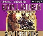Kevin J. Anderson The Saga... Suns Scattered Suns Audiobook on CD Unabridg FR/SH