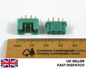 Livraison Rapide Multiplex Mpx M6 Prise / Connecteur / Douille Pour Rc Batterie Lipo Quadriorotor