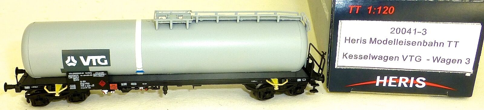 Vtg tank wagon 795 6 640-6 heris 20041-3 tt 1 120 new ld 1  å