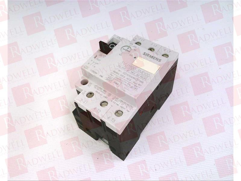 SIEMENS 3VU1300-3MD00   3VU13003MD00 (NEW IN BOX)