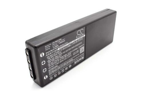 Radiomatic FUB78AA Akku Batterie 2000mAh für HBC Radiomatic FUB10XL