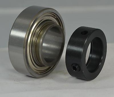 "CSA202-10 5//8/"" Bore Insert Bearing with Locking Collar 5//8/""x40mm"