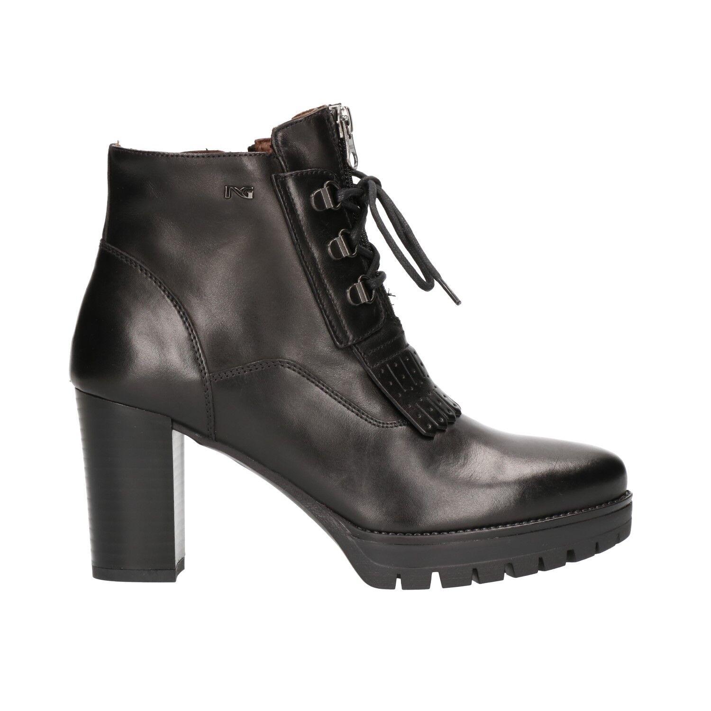 economico e alla moda NERO GIARDINI Tronchetti scarpe donna nero    7073 mod. A807073D  promozioni di squadra
