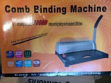 Comb Binding Machine 21 Hole Manual Paper Punch Binder