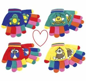 Childrens-Magic-Glove-Unisex-Gloves-Thermal-Gripper
