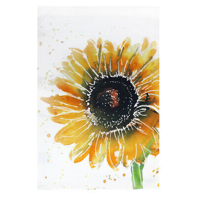 Meg Hawkins Tea Towel Sunflower