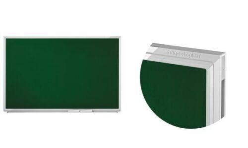 magnetoplan Kreidetafel SP 600x450mm grün magnethaftend abwischbar Präsentation