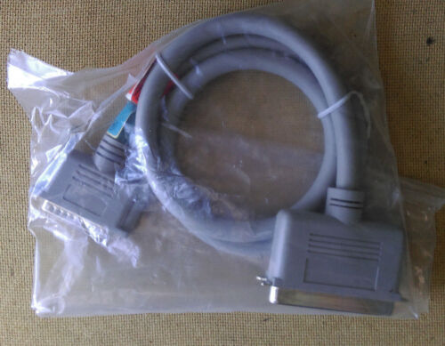Standard SCSI DB-25 Male to 50 pin Centronics CN50 Male CableApple standard UL
