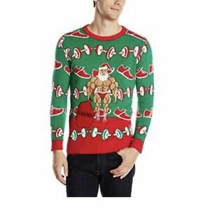 Big And Tall Ugly Christmas Sweater.Details About Blizzard Bay Men S Big Tall Xmas Fitness Ugly Christmas Sweater Sz Xl Or Xxl