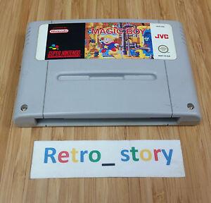 Super-Nintendo-SNES-Magic-Boy-PAL