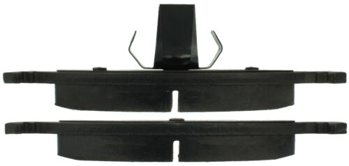 Disc Brake Pad Set-C-TEK Metallic Brake Pads-Preferred Front,Rear Centric