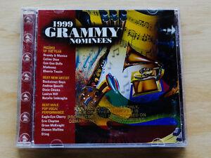 1999-GRAMMY-NOMINEES-CD-15-Tracks-Goo-Goo-Dolls-Dixie-Chicks-Eric-Clapton