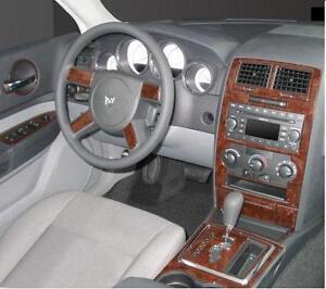 2008 08 2009 09 2010 dodge charger magnum interior burl - 2010 dodge charger interior trim ...