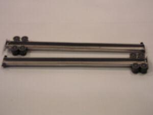 2x Schiene Fuhrungsschiene Teleskopschiene Spulmaschine Progress Pv