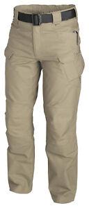Helikon Tex Urban Tactical Pants UTP Khaki RipStop Polizei Security