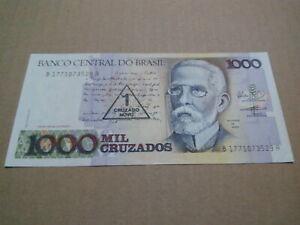 1000 Brazil  banknote au
