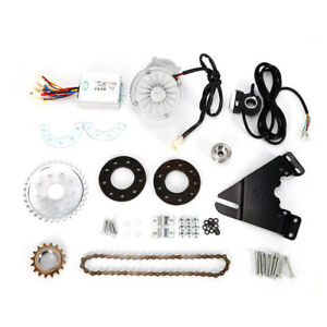 36V-Ebike-Left-Drive-Electric-Bike-Conversion-Kit-Hub-Motor-E-Bicycle-Kit-450W