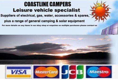 10mm to 10mm stem reducer water motorhome caravan camper quick connect speedfit
