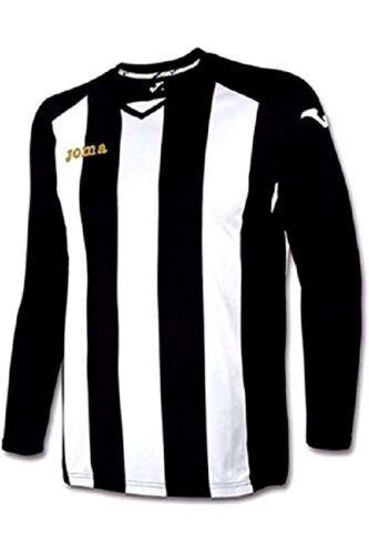 b6e347b029a Kids - Joma Pisa 12 10-12 Black White T-shirts Tech Long Sleeve for ...