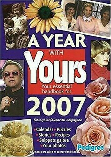 Yours Jahr Buch 2007 Hardcover Anon `