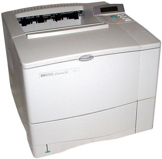 HP LaserJet 4100 Workgroup Monochrome Laser Printer