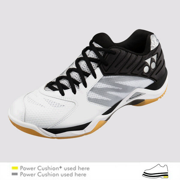 Yonex Power Cushion Comfort Z Mens schuhe CFZM, Power Cushion +, Weiß, 2018 New
