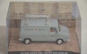 James-Bond-Modellauto-Collection-1-43-aussuchen-aus-folgenden-Nummern-61-134