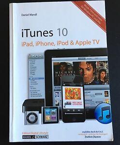 Daniel Mandl: Itunes 10 (ipad, Iphone, Ipod & Apple Tv, Tb)-afficher Le Titre D'origine Texture Nette