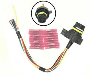 image is loading new-6r60-6r80-6r75-harness-repair-kit-pigtail-