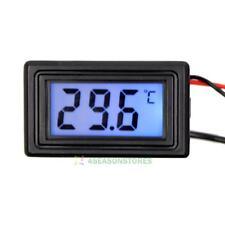 LED Display Digital Temperature Meter -50℃ to 110 ℃ Gauge Thermometer Hygrometer