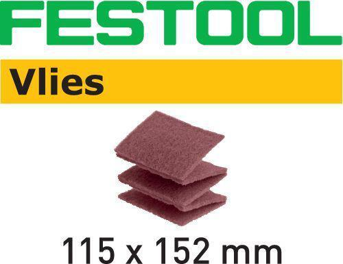 Festool Schleifvlies 115x152 MD 100 VL 25   201115
