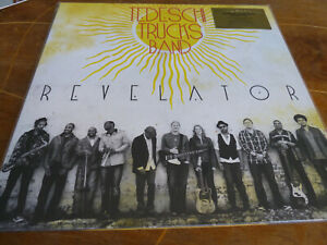Tedeschi-Trucks-Band-Revelator-2LP-180g-audiophileVinyl-Neu