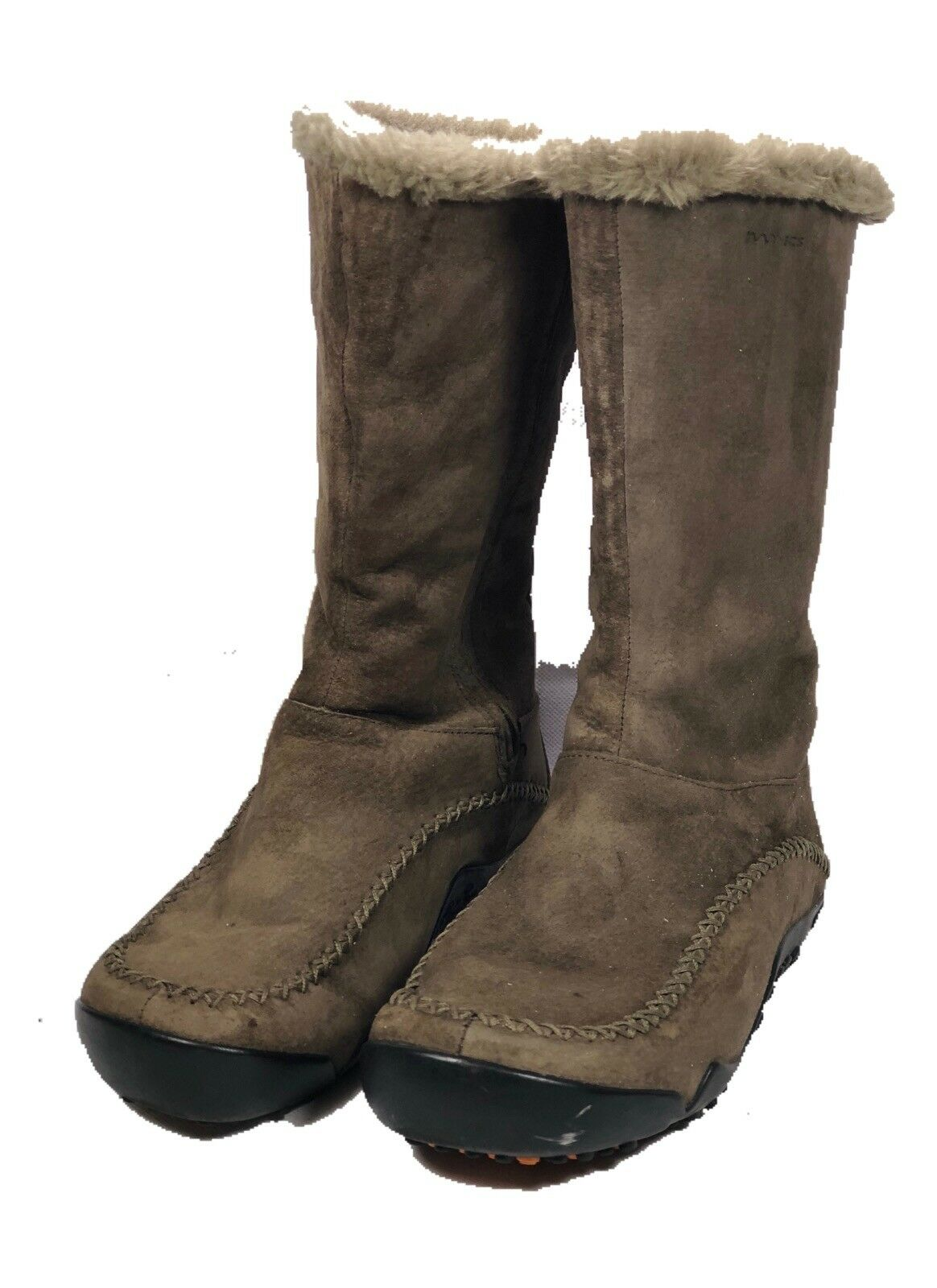 Wolverine Leather Winter Boots Size 7M