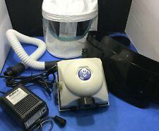 Bullard Pa20 Powered Air Purifying Respirator Papr Compressor W Charger Ckp