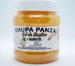 CHUPA-PANZA-Gel-de-JENGIBRE-BAMITOL-QUEMADOR-D-GRASA-ginger-WEIGHT-LOSS