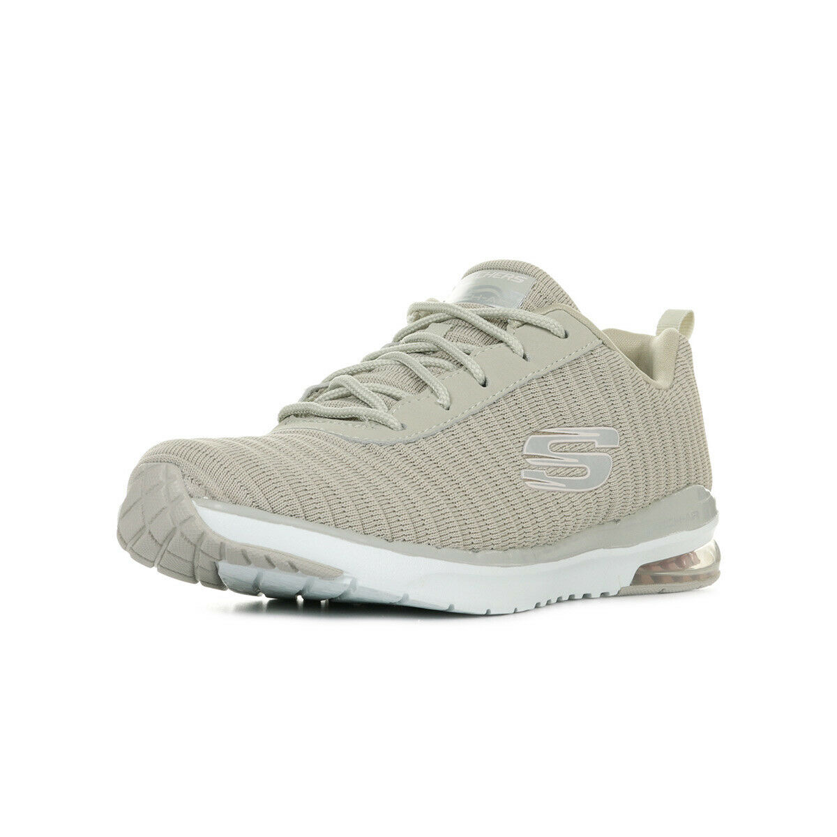 shoes skechers women skech-air infinity  ogreenime  grey size